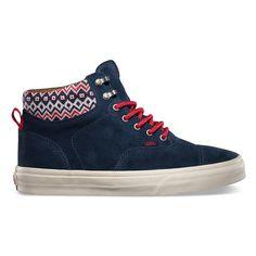 Vans CA Hiker 106 Era Hi Sneakers 9e455b147ab