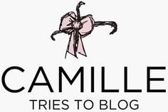 Camille Tries to Blog