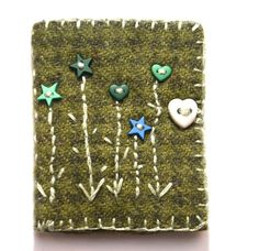 Stars and Hearts by sandymairart on Etsy