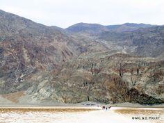 2010 VALLEE DE LA MORT, Bad Water le point le plus bas des USA