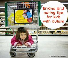 Love That Max : Tips to make outings easier for kids with autism (and other kids too)