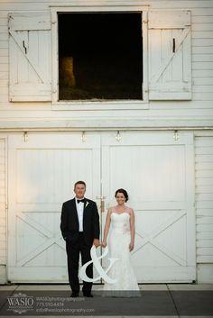 Rustic Danada House Wedding – Meagen Mike