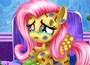 MLP Fluttershy At The Hospital