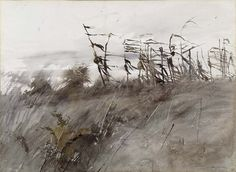 Andrew Wyeth (1917-2009) November First, 1950