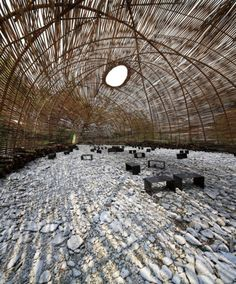 71 Best Gridshells images   Bamboo structure, Bamboo architecture ... b6900311947