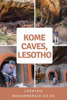 Kome Caves, cannibals and kids in Lesotho - Roxanne Reid
