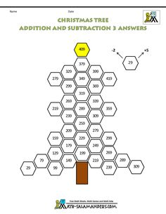 christmas-math-worksheet-tree-addition-subtraction-3ans.gif 1,000×1,294 pixels