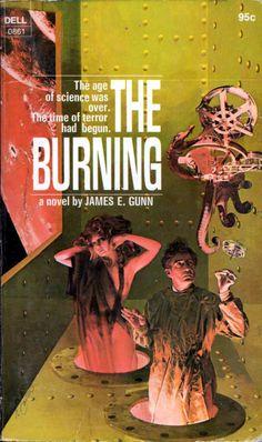Cover art by Robert Foster 1972