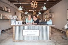 AR Workshop is a boutique DIY Workshop that offers hands-on classes to make wood…