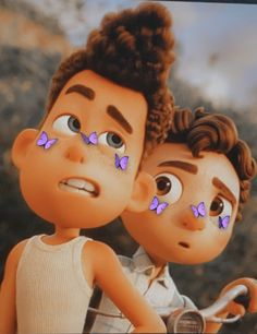 Alberto and Luca