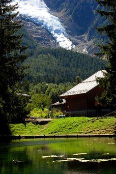 Les Gaillands, Chamonix, Francia