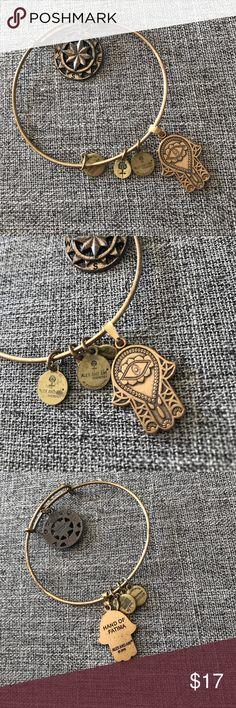 Alex & Ani - Hand of Fatima Bracelet. Alex & Ani - Hand of Fatima Bracelet. Alex & Ani Jewelry Bracelets