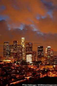 Los Angeles- the best place in the world as far as I'm concerned