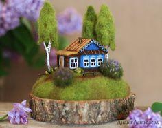 Войлочные миниатюры – 125 photos | VK