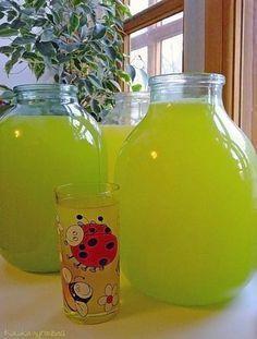 Вкусняшки: Апельсиновый лимонад (Апельсинад) 4 апельсина и 10 литров напитка