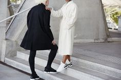Casually Futuristic Athletic Wear : adidas Originals' Tubular Collection
