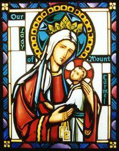 Our Lady of Mt Carmel, Bristol, RI