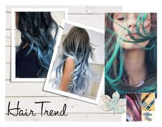 """Ombre Hair"" by dragonflylt ❤ liked on Polyvore featuring beauty"