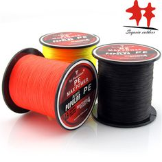 Braided Fishing Line! TriPoseidon PE Braided Multifilament Fishing Line Super Strong brand line Fishing Line, Braids, Strong, Men Hats, Belts, Entertainment, Watches, Free Shipping, Clothing