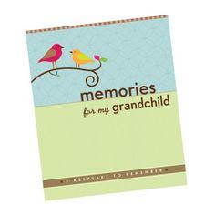 MEMORIES FOR MY GRANDCHILDREN | Better Senior Living