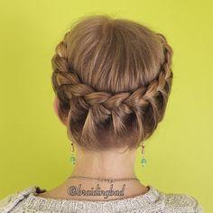 #crownbraid for the final day of Ryah's @my_sisters_closet15 month long #mscbirthdaychallenge  This style was chosen by @tojashair  .  . . #braid #braiding #braidinghair #braidideas #instabraids #letti #kruunuletti #lettikampaus #letitys #hairdo #flette #plaitedhair #suomiletit #braidsforgirls #featuremeisijatytot #hotbraidsmara #braidsforlittlegirls #featureaccount_ #braidinginspiration #perfecthairpics #inspirationalbraids #cghphotofeature