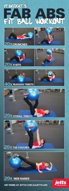7 Minute Abs Workout