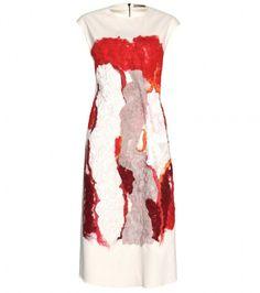 Bottega Veneta Wool dress on shopstyle.com