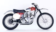BSA   Birmingham Small Arms Ltd  starteout in 1800s  building bicycles  1947 motocross started in the Netherlands... BSA was winning till the 70 s (this a 1960)  thanks Vintace motocross