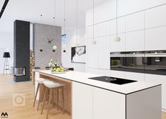 add picture to album Home Bar Designs, Home Design Plans, Luxury Homes Interior, Home Interior Design, Living Room Kitchen, Kitchen Decor, Modern Home Bar, Open Plan Living, Bars For Home