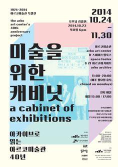 미술을 위한 캐비닛, 아카이브로 읽는 아르코미술관 40년