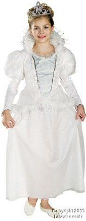 Narnia, the White Witch | Amazon.com: Childs Toddler Snow Queen Dress Costume (Size: 2-4T): Clothing