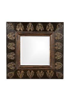 Vitner Mirror, French Brown at MYHABIT
