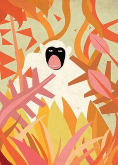 """""""Monkey"""" by Joanna Jurczak"""