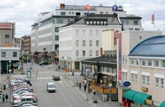 City of Rovaniemi, Finnish Lapland. Photo by Visit Rovaniemi / Rovaniemen matkailu