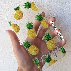 """HPHowzit Pineapple iPhone 6 Plus Case 2016 Trends Party (1/1/2016)Howzit, brah! """"Howzit?"""" is pidgin, or Hawaiian slang, for """"What's up?"""" For the iPhone 6 Plus. Each authentic Swarovski flatback is placed by hand. Made with aloha in Honolulu, HI. ‼️Note: These cases have slight scratches. They were received in this condition from the manufacturer & the scratches are not noticeable when the case is on a phone. These cases have been discounted accordingly.‼️ NO TRADESNO PAYPALNO LOWBALLING Luxe…"""