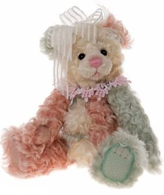 Anniversary Tutti Frutti by Charlie Bears at The Toy Shoppe