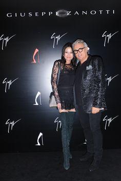 Yvette Yuen @ Giuseppe 20th Anniversary Party, Hong Kong, October 2014