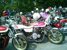 ミスティツーリング♪ 今回は環境保全の為に清掃活動のお手伝いをします(^^) お昼はBBQでワイワイ楽しい時間を😃 当日来られる方は気をつけていらしてください♪ #ミスティ#MISTY#touring #ツーリング#バイク#旧車#vintagebike #KZ1000 #Z2#Z1#750RS #CB400FOUR #cb750f#girlsbiker#ガールズバイカー#単車女子