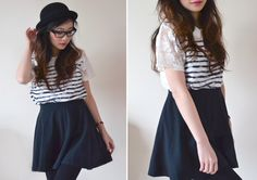 Temporary:Secretary - UK Fashion and Style Blog: outfit