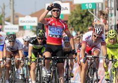 Giro d'Italia - Stage Thirteen  Cavendish collects third win in 2012 Giro d'Italia