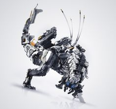 Image result for horizon Zero Dawn Thunderjaw