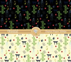 pattern a venda no site elo 7 http://www.elo7.com.br/kit-papel-digital-oriental/dp/50B9F2