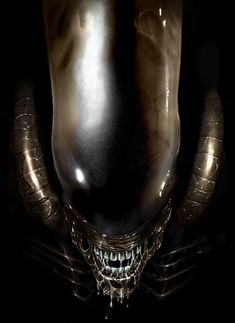 Alien ''dog'' or ''ox'' from director's cut version of ''alien 3'' is my favorite design of xenomorph , bestiality, agility and brute feature , impressed me of this creature.