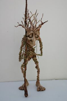 Old tree man by impsandthings on deviantART