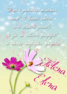 18.8 meninové priania Helena, Elena Lens, Happy Birthday, Happy Brithday, Urari La Multi Ani, Klance, Happy Birthday Funny, Lentils, Happy Birth