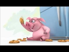 Ormie the Pig; Prediction, Inference OH MY GOODNESS...hysterical...kids will love this!