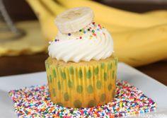 Half Baked – The Cake Blog » Recipe: Banana & Cream Cheese Cupcakes