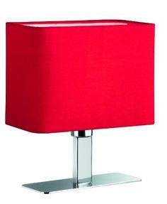 Reality Leuchten R50111010 - Lámpara de Mesa con Pie E Interruptor de Cuerda (Bombilla E14 de Máximo 40 W No Incluida, 23 x 20 cm), color rojo - http://vivahogar.net/oferta/reality-leuchten-r50111010-lampara-de-mesa-con-pie-e-interruptor-de-cuerda-bombilla-e14-de-maximo-40-w-no-incluida-23-x-20-cm-color-rojo/ -