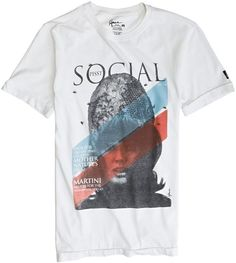 HOWE SOCIAL PISST SS TEE > Mens > Clothing > Tees Short Sleeve | Swell.com