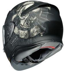 Shoei RF 1200 Brigand Helmet 2